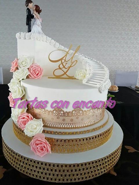 Cake by Tartas Con Encanto