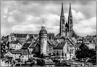 Blick auf Görlitz anno 1943