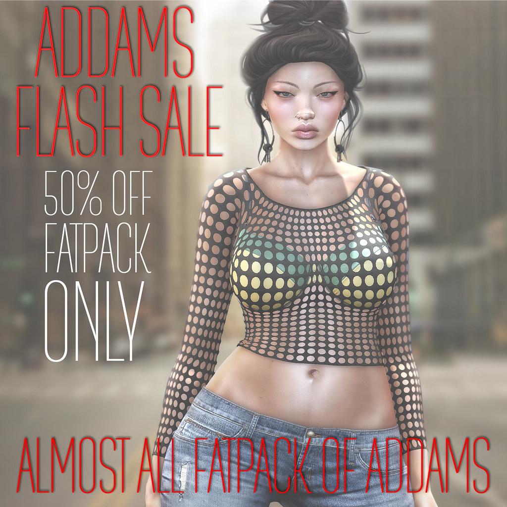 ADDAMS @ FLASH SALE - SecondLifeHub.com