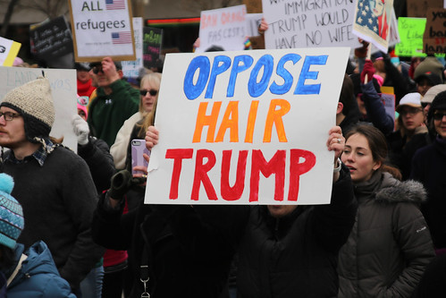 Oppose Hair Trump