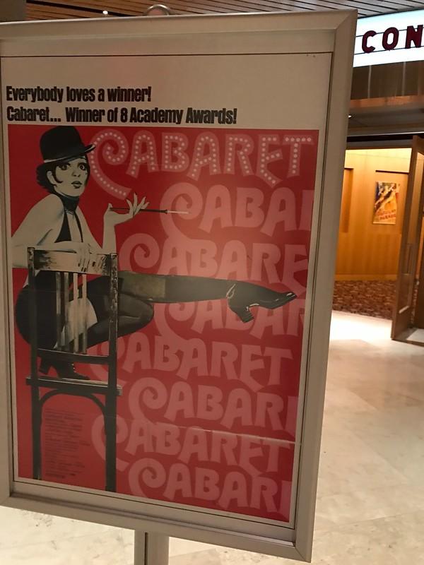 Cabaret at LOC