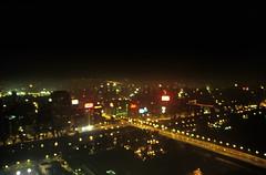 Ägypten 1999 (671) Kairo: Cairo Tower