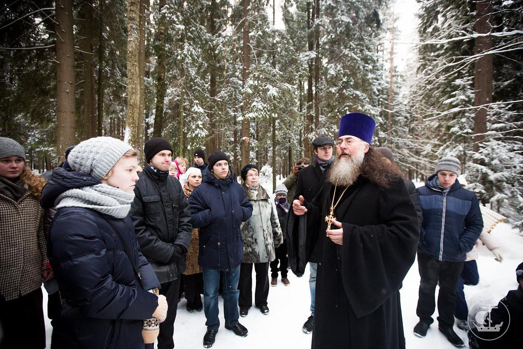 5 Февраля 2017, Поездка на Левашовское мемориальное кладбище / 5 February 2017, A trip to Levashovo memorial graveyard