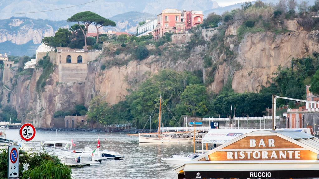 Hotels In Marina Grande Sorrento