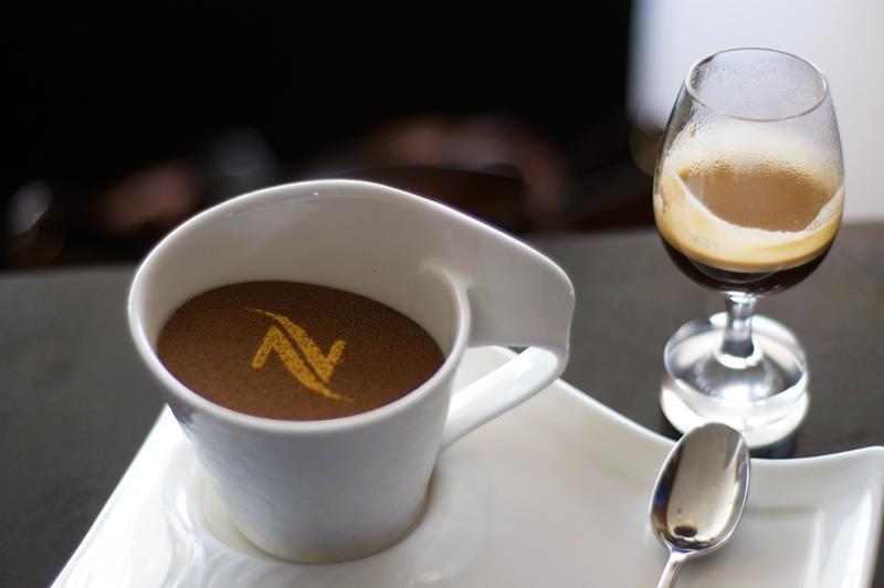 Nespresso Gourmet Weeks, Feitoria, Lisboa