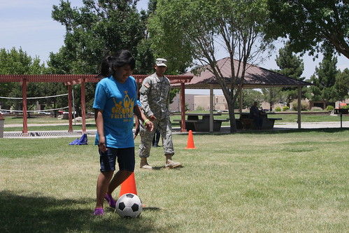 Isleta Pueblo Youth Attend Camp Triumph 2015