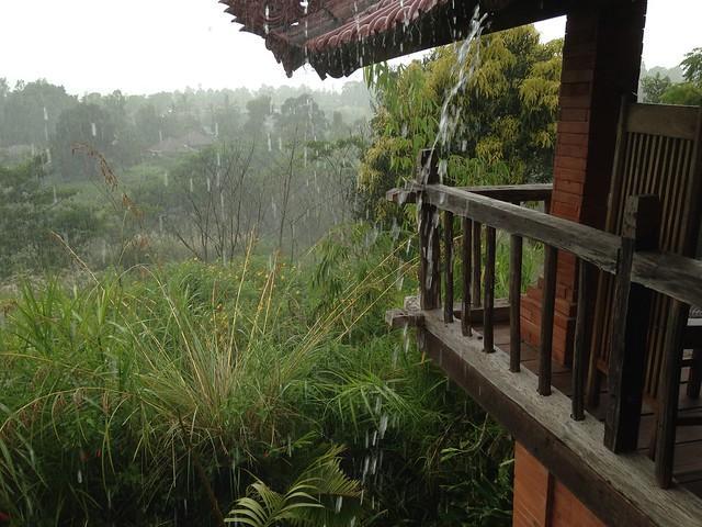 Villa Lake Batur, Bali, Indonesia