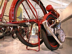 Indian и колесо Смита
