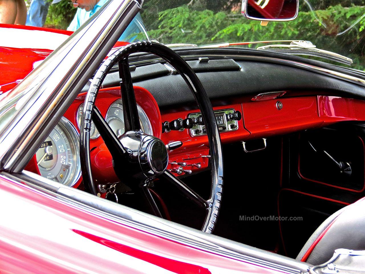 BMW 507 Hershey 1