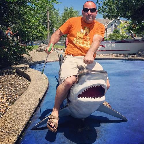 Sharklegate