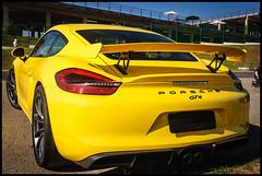 convertible(0.0), automobile(1.0), automotive exterior(1.0), wheel(1.0), vehicle(1.0), performance car(1.0), automotive design(1.0), porsche(1.0), porsche cayman(1.0), bumper(1.0), land vehicle(1.0), luxury vehicle(1.0), supercar(1.0), sports car(1.0),
