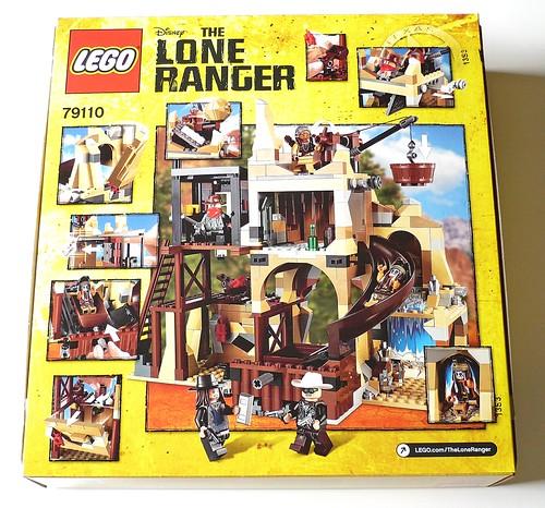 The Lone Ranger 79110 Silver Mine Shootout box02