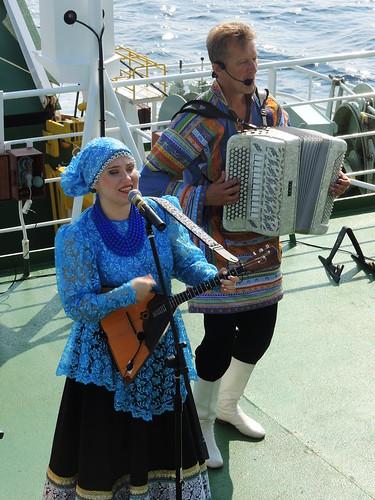'Russkiy Terem' from Yuzhno-Sakhalinsk 'on board' - JUL 19, 2015 (3)