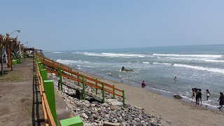 Image of Playa Maracaibo near Nautla. nautla