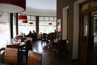 Club Social.  Great Set menu. Tarija, Bolivia.