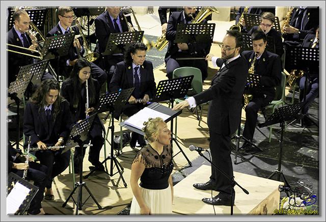 9 Concierto de la Banda Municipal de Música de Briviesca con solistas