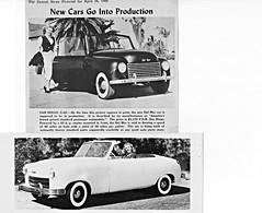 1949 & 1950 Del Mar Prototypes