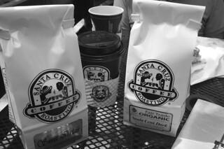 Santa Cruz - Santa Cruz Roasting Company Coffee bags