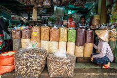 Binh Tay Market (Vietnamese: Chợ Bình Tây or Chợ Lá»n or Chợ Lá»n Má»i) Central Market of Cho Lon in District 6, Ho Chi Minh City, Vietnam.