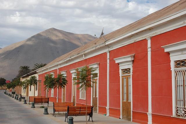 Vicuña, Valle de Elqui, Chile