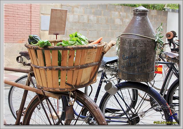 2 Exposición de bicicletas antiguas
