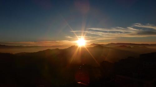 aizawl mizoram india sunrise northeast
