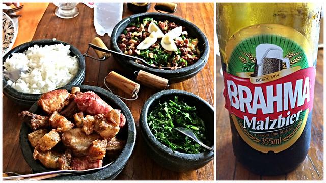 Tiradentes - food