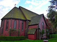 Calvary Episcopal Church, Santa Cruz
