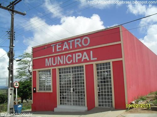 Mar Vermelho - Teatro Municipal