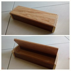 Pen case / jewellery box.