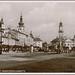 5584 R Banská Bystrica Masarykovo Námestie sent 28. VIII. 1931 to Ruža Franeli? Strossmayerova 12 Sušak Yugoslavia Bromografia 1031