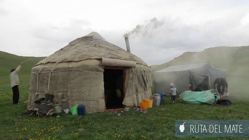 Visado para Kirguistan