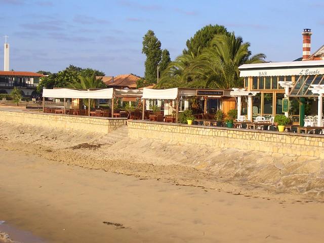 Restaurant Pinasse Cafe Menus Cap Ferret