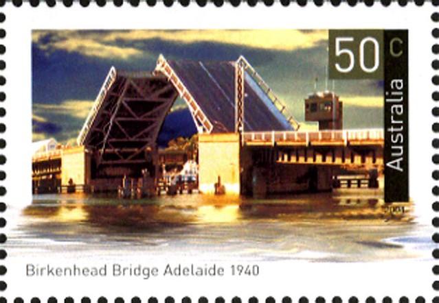 Birkenhead Bridge, Adelaide