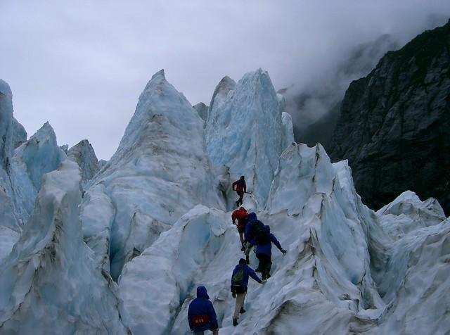 Franz Josef Glacier Tramping