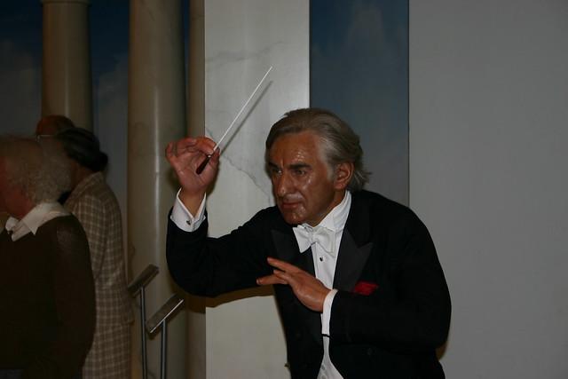 Header of Leonard Bernstein