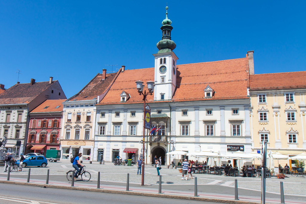 Slovenia, Maribor