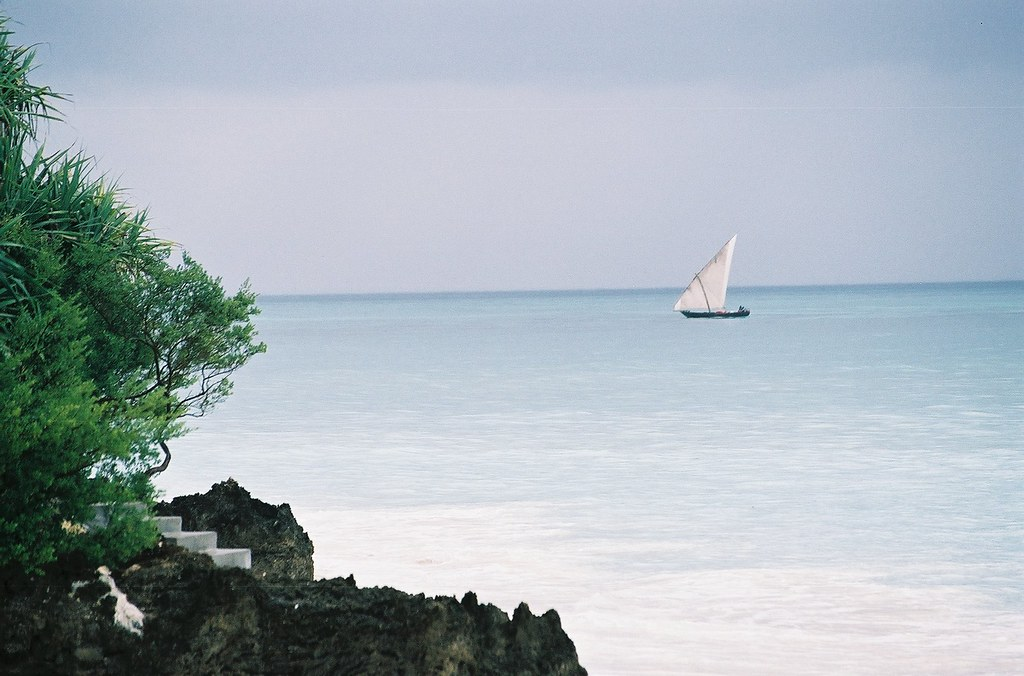 пляж Nungwi