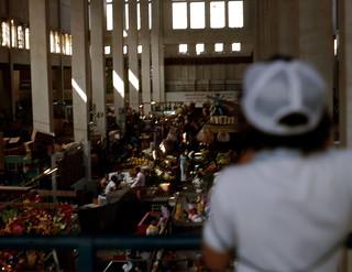 Juárez marketplace