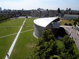Museumplein - the Van Gogh museum
