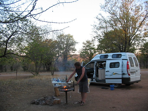 Braai at Punda