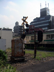 Train station apparatus