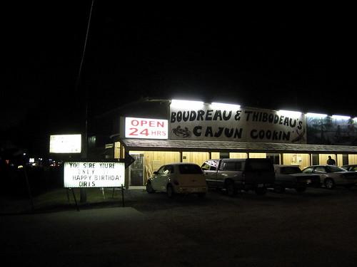 Boudreau & Thibodeau's