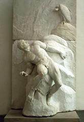 Berlin - 'Der Gefesselte Prometheus'