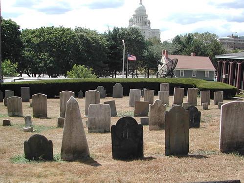 St. John's Churchyard (reverse angle)