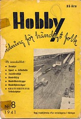 Hobby nr 8 1941