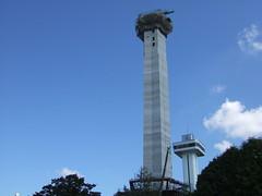 Goryokaku towers