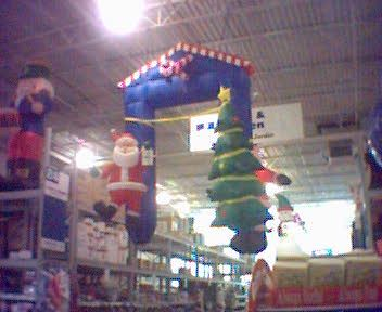 Christmas decorations at Lowe's | Flickr - Photo Sharing!