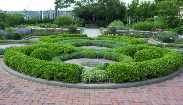 Cleveland Botanical Gardens Parking Cleveland Botanical Garden The Herb Garden By Maia C