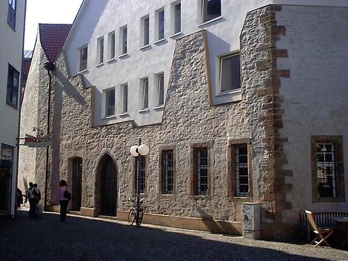 Neustadt Rathaus Osnabrück